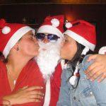 Joulupukki suukot sai